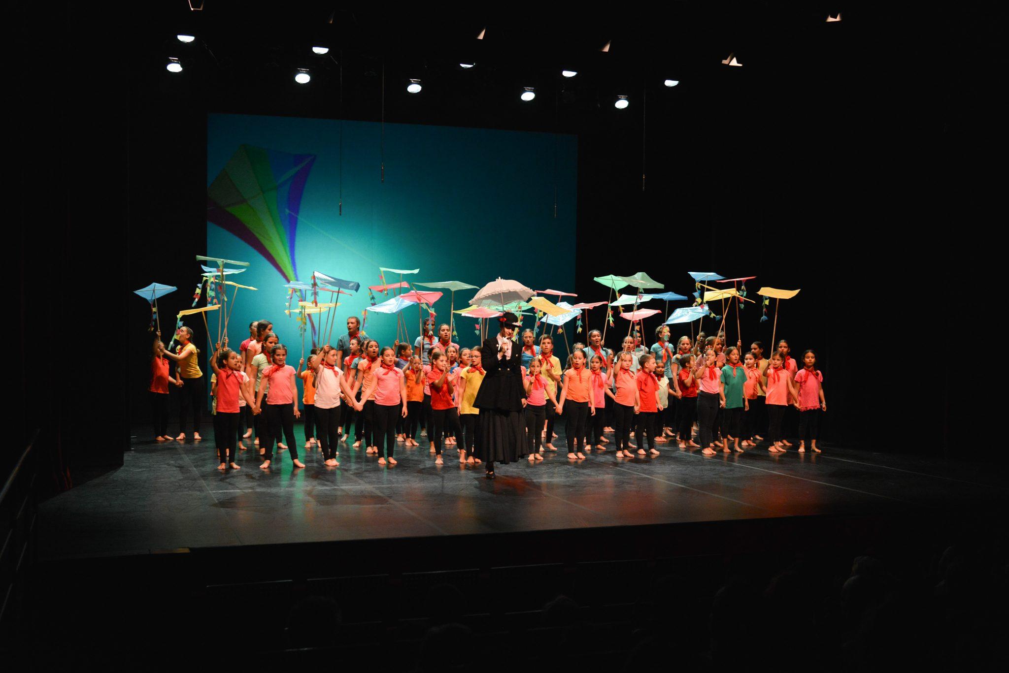 Teatro Musical Cursos de Verão na 3ª Semana de Julho