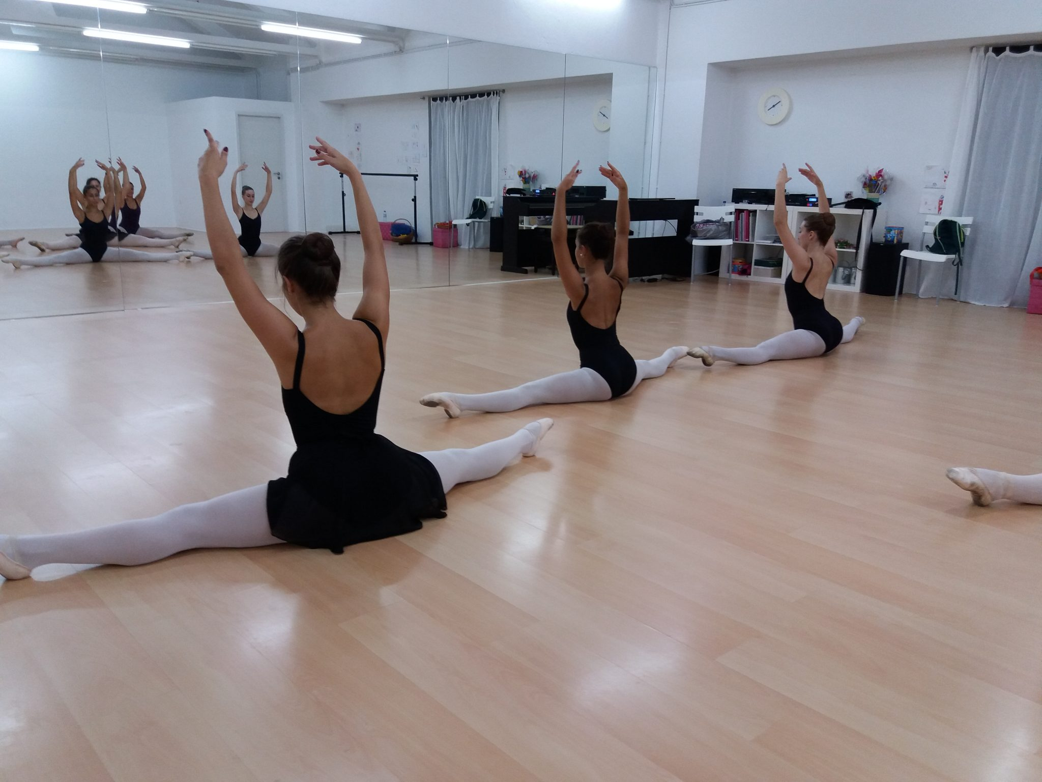 Barra no Chão - Flexibilidade e Fortalecimento muscular para Bailarinos